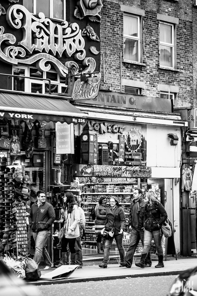 Street Photography London Camden Town 2013 Part4 38
