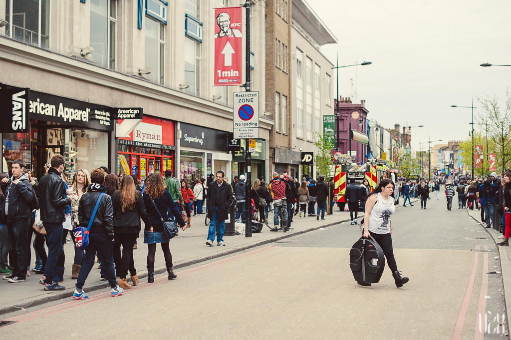 Camden Town Street Photography By Vzx.lt 02