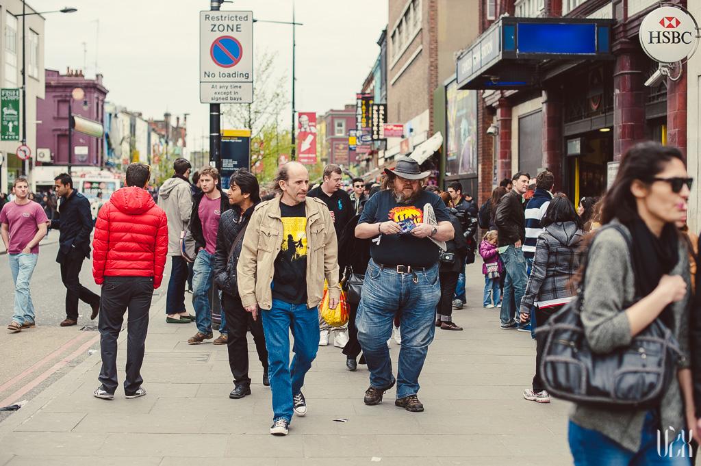 Camden Town Street Photography By Vzx.lt 04