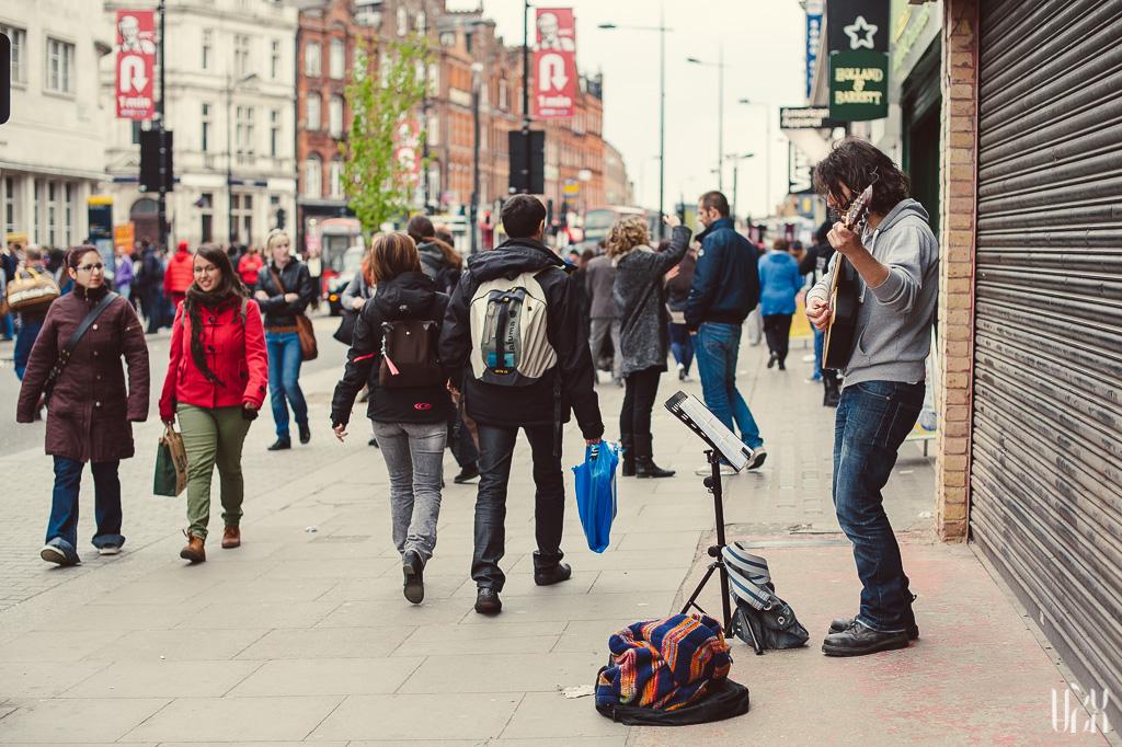 Camden Town Street Photography By Vzx.lt 07