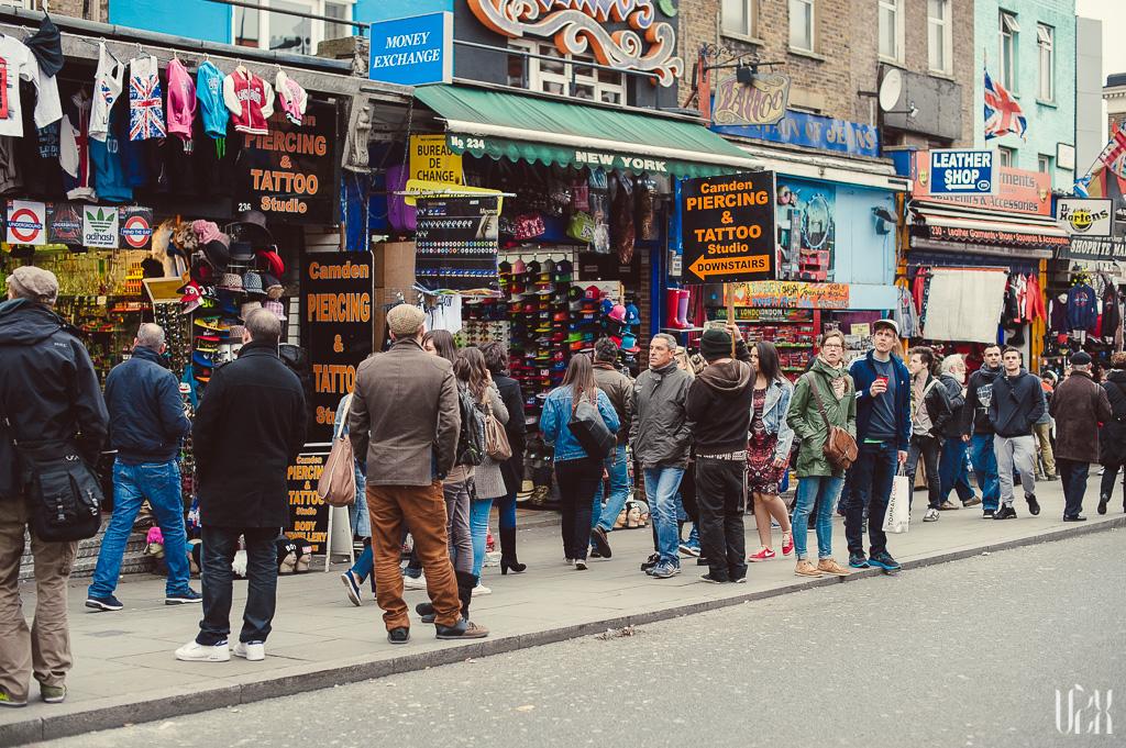 Camden Town Street Photography By Vzx.lt 11