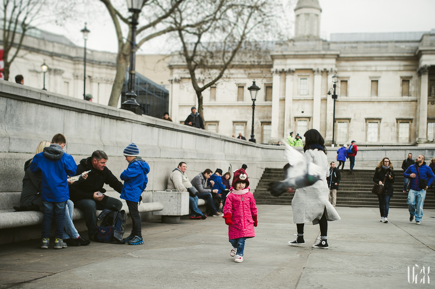 International Pillow Fight Day In London 2015 Street Photography Pagalviu Musis 01
