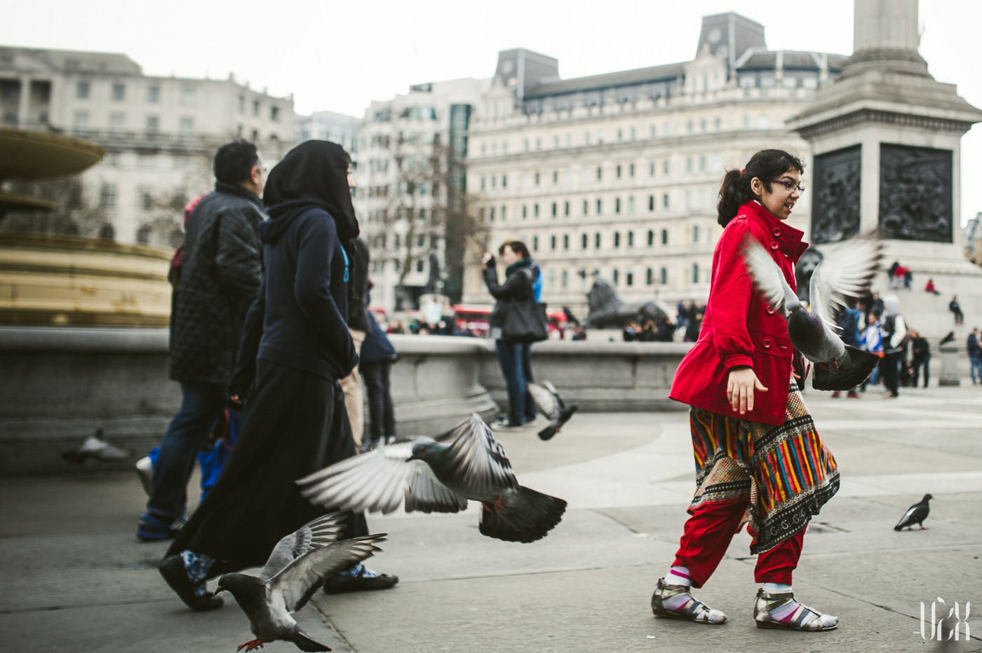 International Pillow Fight Day In London 2015 Street Photography Pagalviu Musis 02