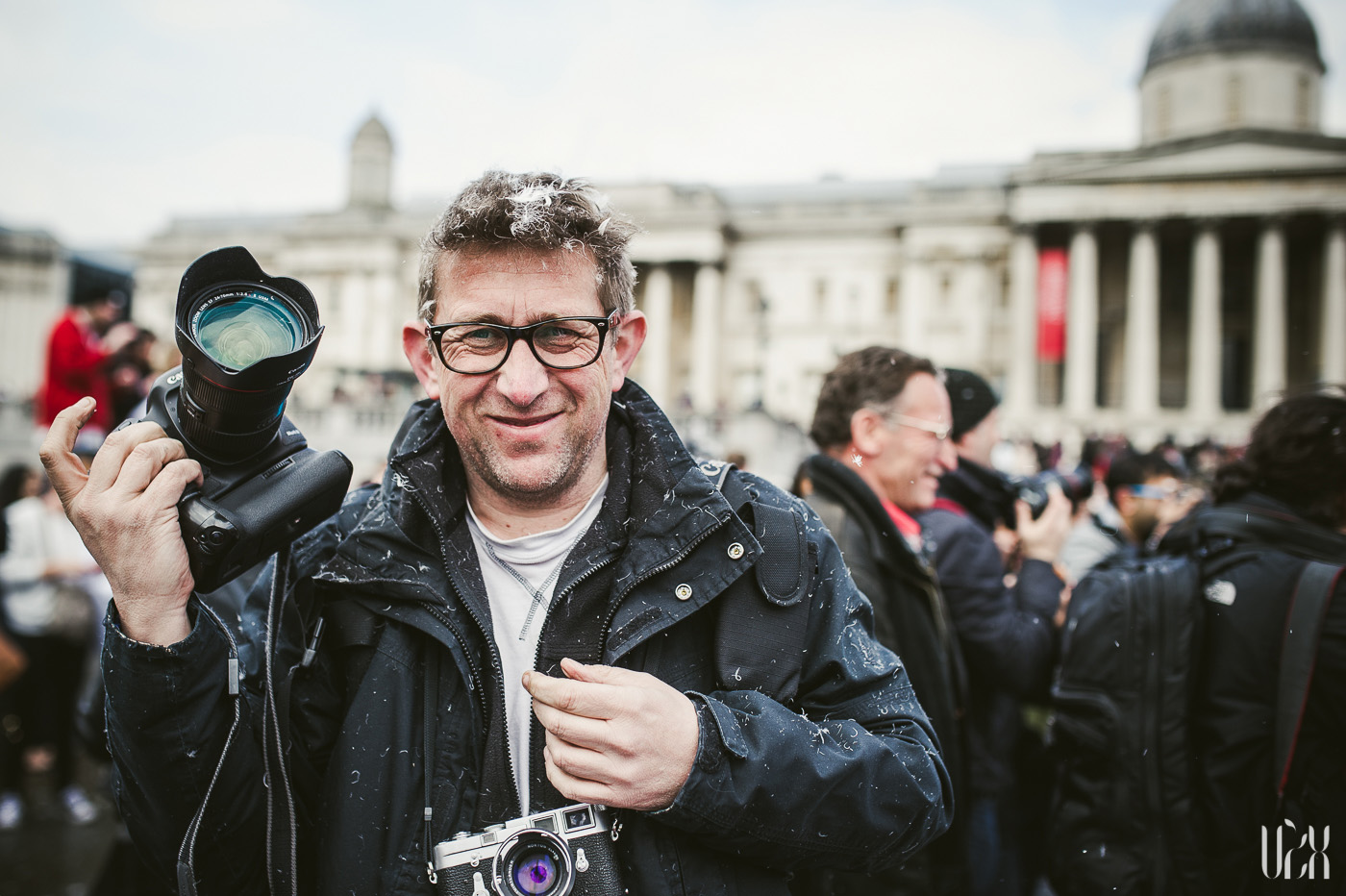 International Pillow Fight Day In London 2015 Street Photography Pagalviu Musis 12