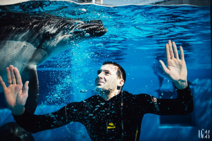 Delfinai Fotosesija Klaipeda Dolphins 002