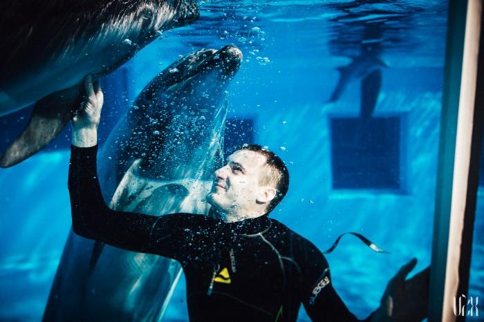 Delfinai Fotosesija Klaipeda Dolphins 003