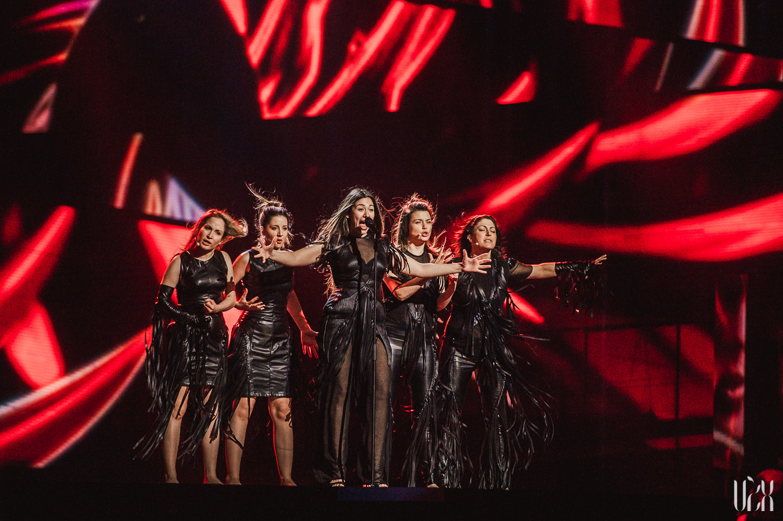 E.sabaliauskaite Vzx.lt Eurovision Final Stockholm 080