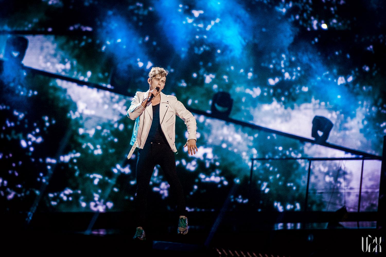 E.sabaliauskaite Vzx.lt Eurovision Final Stockholm 090