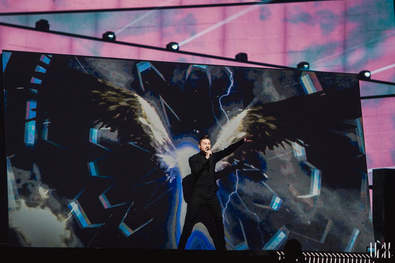 E.sabaliauskaite Vzx.lt Eurovision Final Stockholm 106