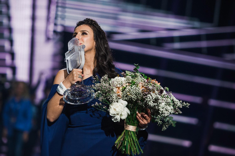 E.sabaliauskaite Vzx.lt Eurovision Final Stockholm 154