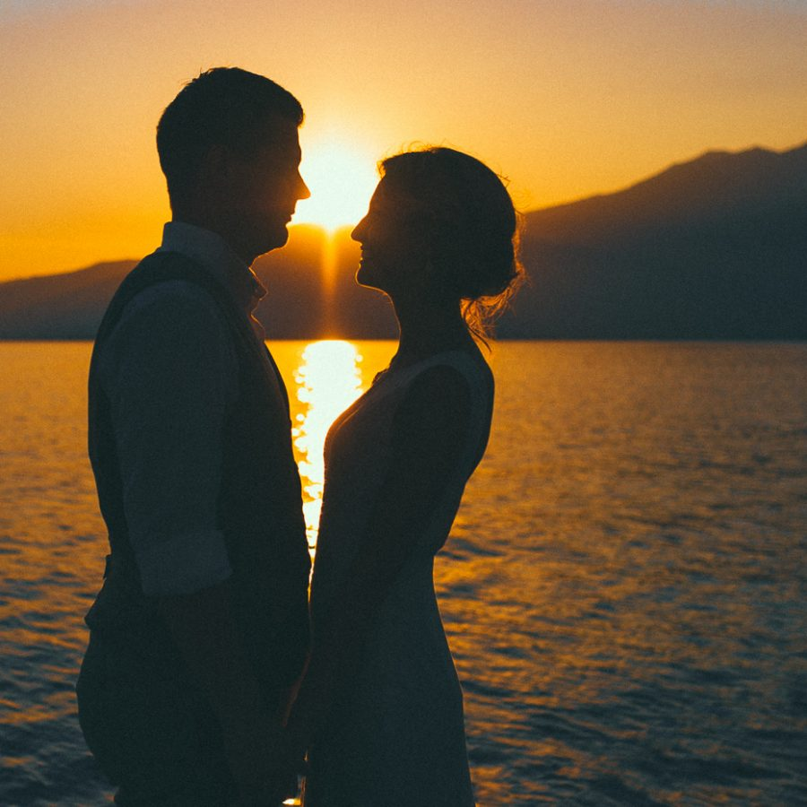 Wedding in Italy: Justas & Juste