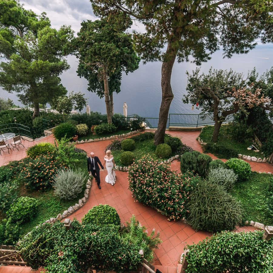 Wedding in Italy: Daiva & Giedrius