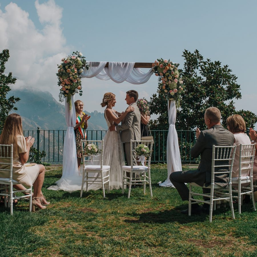 Wedding in Italy: Gintare & Ervinas