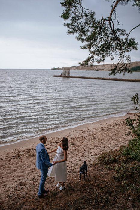 Sabaliauskaite Foto Vestuviu Fotosesija Nida Wedding 124