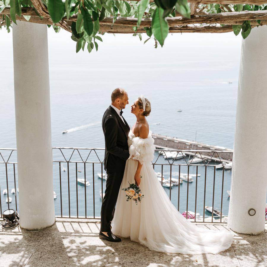Wedding in Italy: Agne & Ernestas