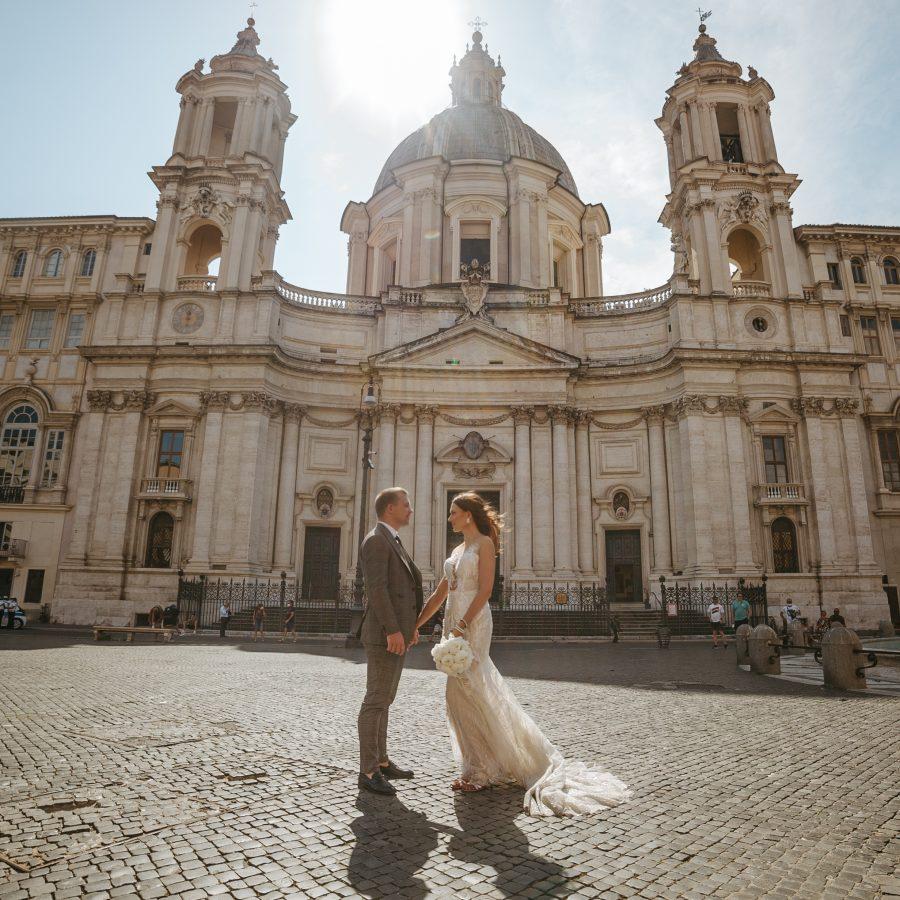 Wedding in Italy: Reda & Paulius